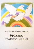 PICASSO Pablo - Affiche tir�e en lithographie