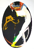 POMAR Julio - Lithographie
