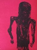 REYES Jesus - Lithographie originale