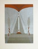 RIERA Am�lia - Lithographie