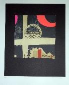 ROTELLA Mimmo - Lithographie originale
