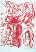 ROUAN Fran�ois - Lithographie originale