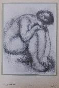 Renoir Pierre Auguste - Pochoir