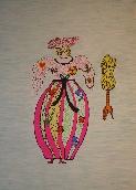 SAINT-PHALLE (DE) Niki - Lithographie originale