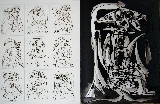 SAURA Antonio - Livre d'artiste avec gravures