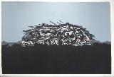 SAURA Antonio - Lithographie originale
