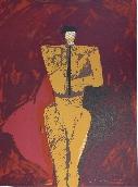 SCHOLDER Fritz William - Lithographie