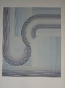 SEMPERE Eusebio - Lithographie