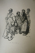 STEINLEN Th�ophile Alexandre - Lithographie