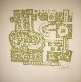 TATIN Robert - Lithographie