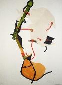 TELEMAQUE Herv� - Lithographie avec gaufrage
