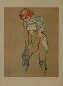 TOULOUSE-LAUTREC Henri (after) - Lithographie