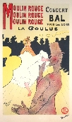 TOULOUSE-LAUTREC Henri (after) - Lithographie