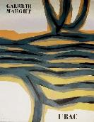 UBAC Raoul - Affiche tir�e en lithographie