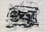 UBAC Raoul - Engraved slate print