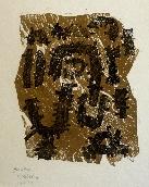 UBAC Raoul - Lithographie