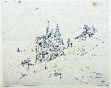 WOLS Otto - Encre sur papier