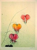 WUNDERLICH Paul - Lithographie originale
