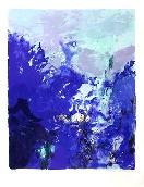 ZAO  WOU - KI - Lithographie